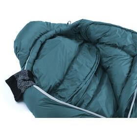 Grüezi-Bag Biopod DownWool Subzero 185 Sleeping Bag pine green